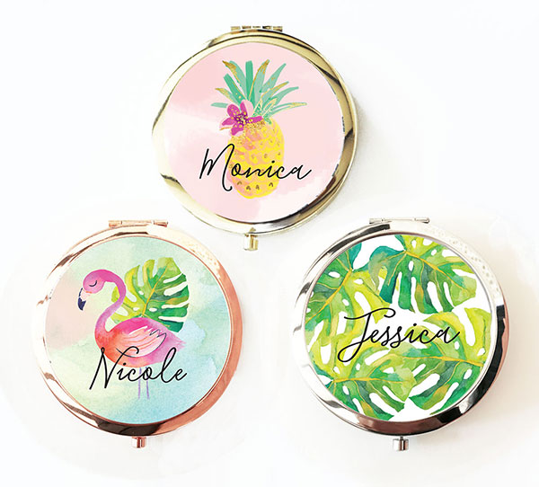 Personalized Tropical Compacts