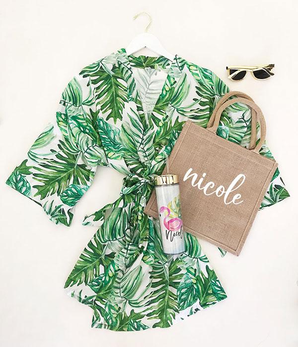 Palm Leaf Robes