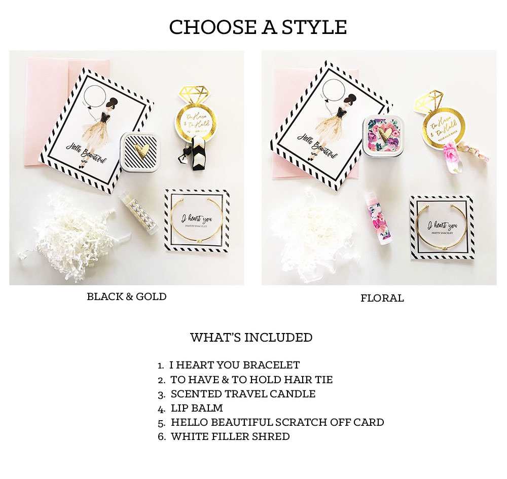 Wedding Gift List Options : Wedding Gift Box Fillers