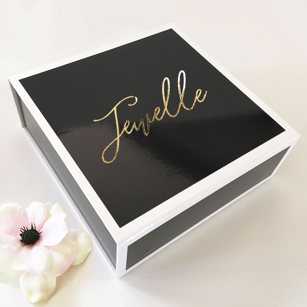 Wedding Gift Ideas For Bride From Bridesmaid: Bridesmaid Gift Boxes
