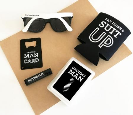 Groomsmen Gift Box Filler