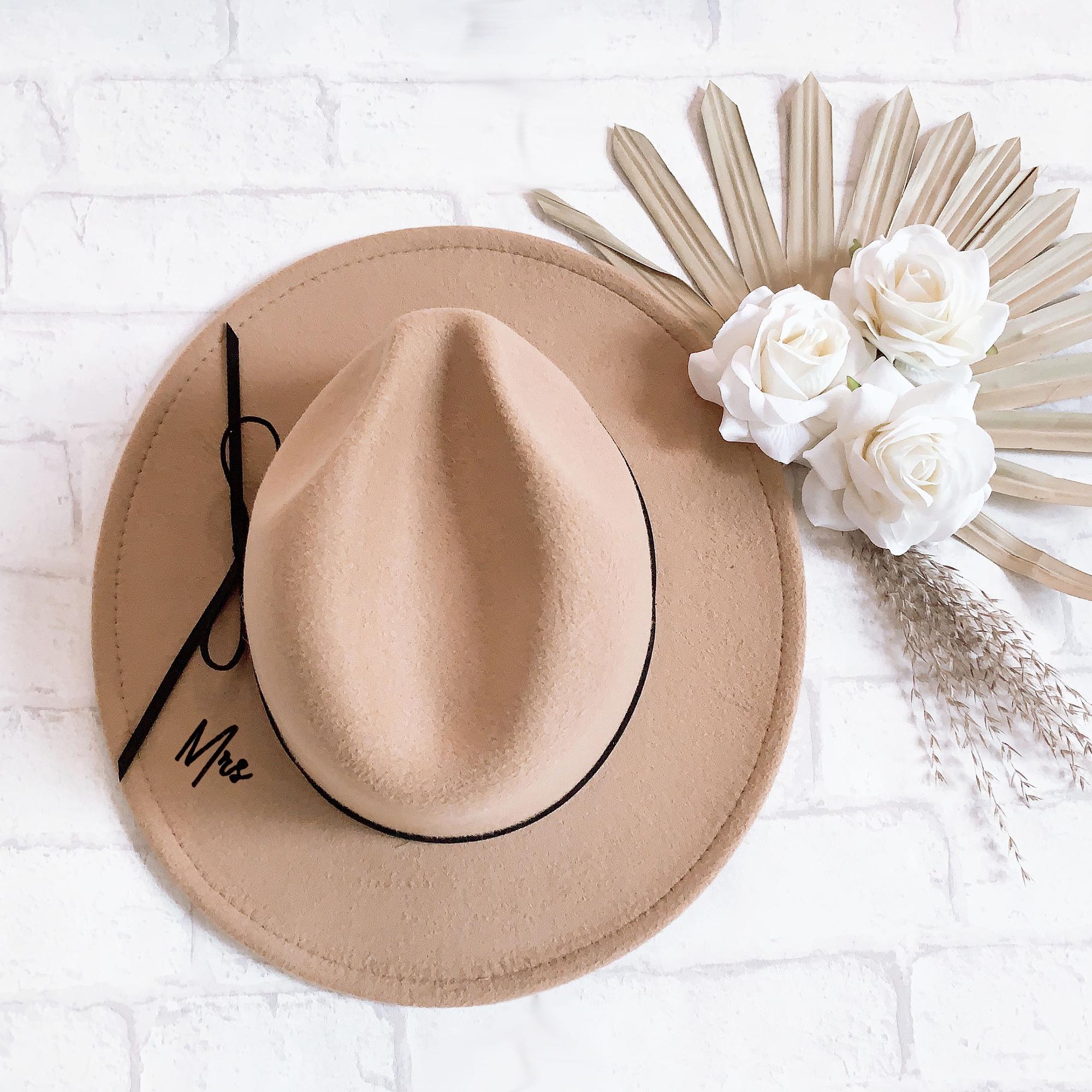 Mrs. Fedora Hat