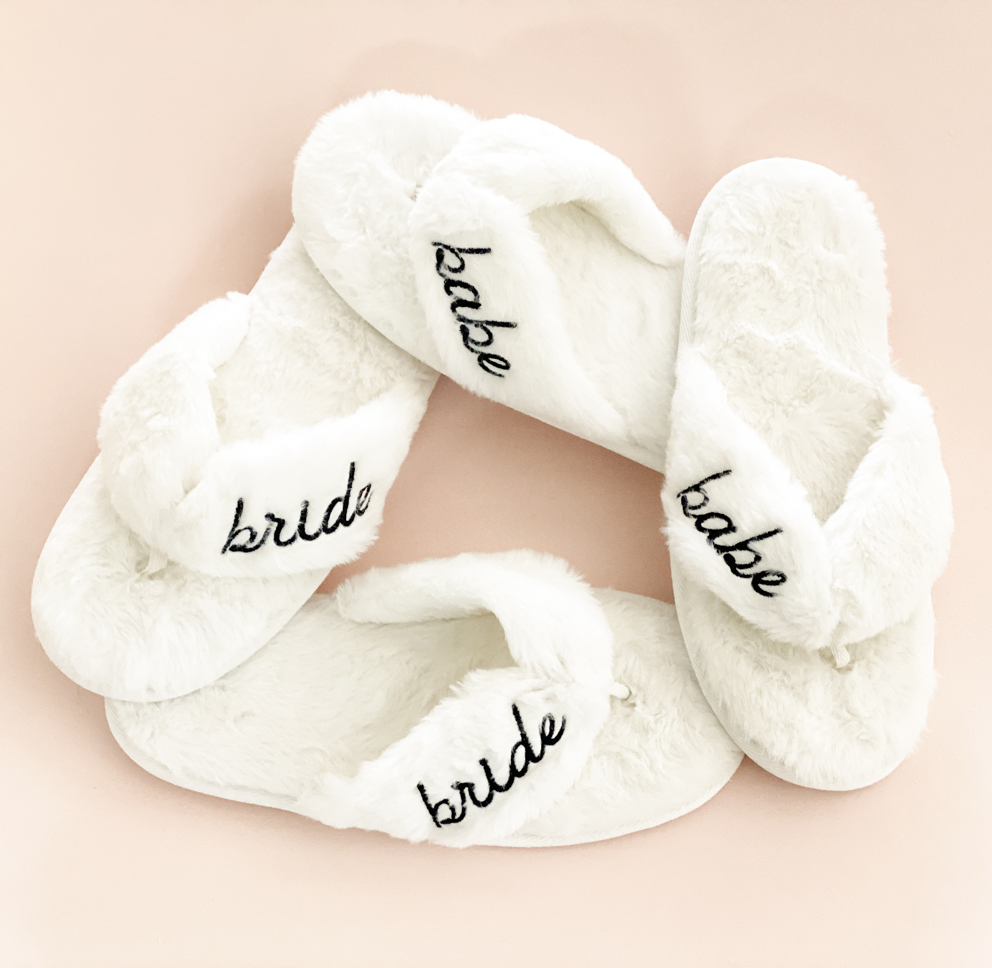 Bride & Babe Slippers