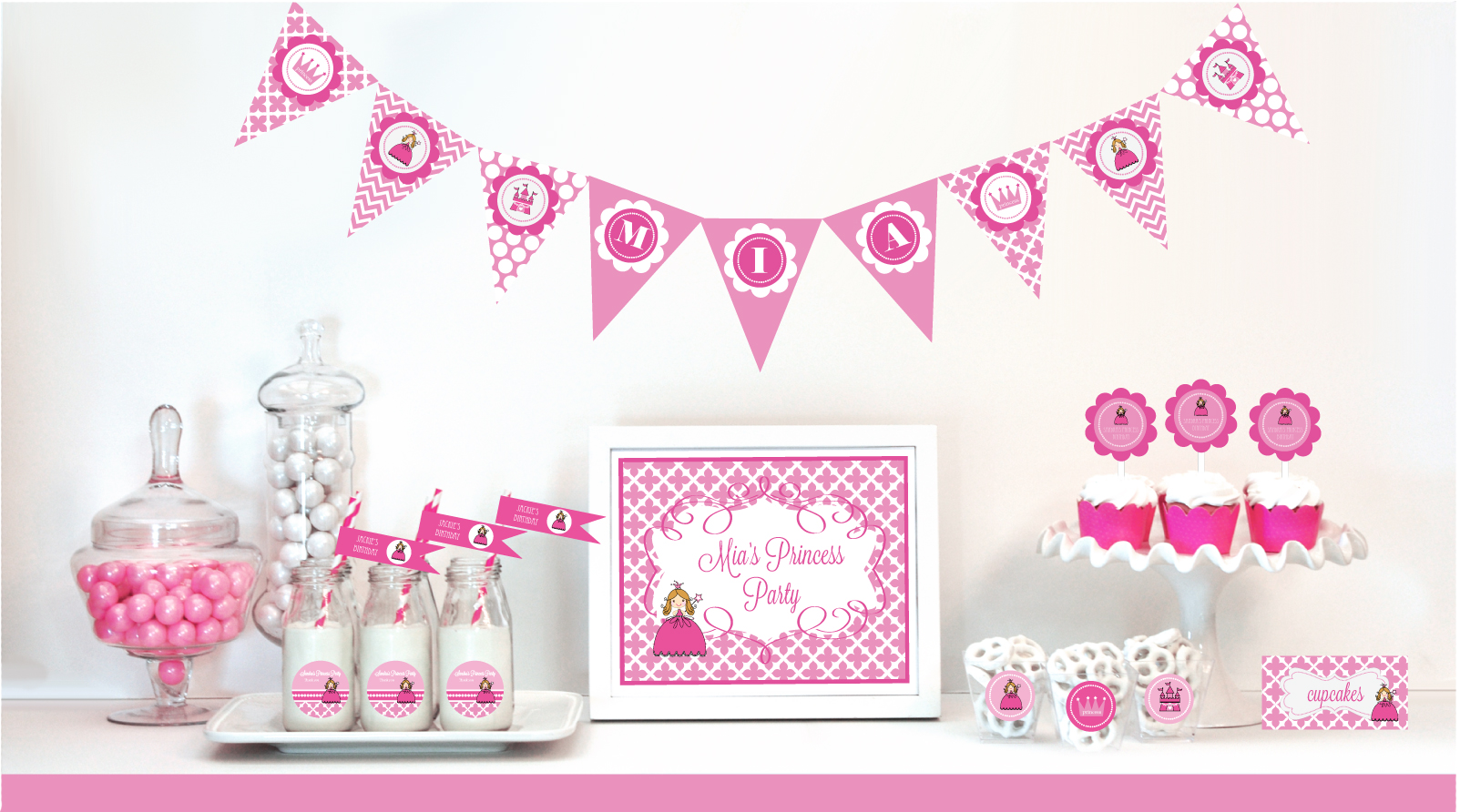 Princess Party Modparty